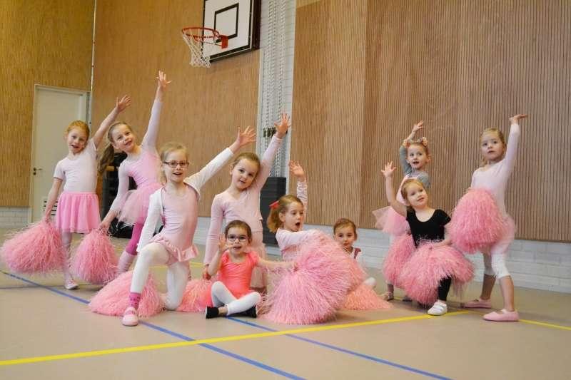 Kinderdans Heusden